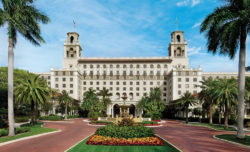 "Veranstaltungshotel des Global Wellness Summit 2017 war das ""The Breakers"" in Palm Beach, Florida. Foto: The Breakers"