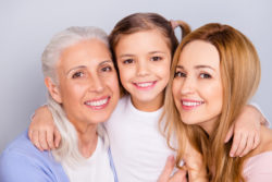 3 Frauen, 3 Generationen