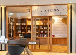 Spa to go. Foto: Oliver Wolf